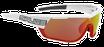 Salice 016 White Red  - RW Polar Red