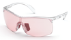 Adidas SP 0003 Shiny Iridescent Rose Crystal / Vario Rose Photochromic