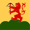 Kronobergs Län Flag