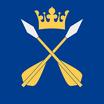 Dalarnas Län Flag