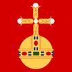 Uppsala Län Flag