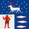 Västerbottens Län Flag
