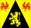 Brabant Wallonia Flag