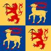 Kalmar Län Flag