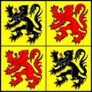Hainaut Flag