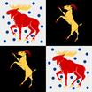 Gävleborgs Län Flag