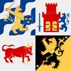 Västra Götalands Län Flag