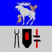 Jamtland Län Flag