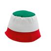 Cappellino miramare con bandiera italiana 3123