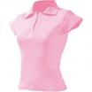 Polo donna rosa mezza manica N70030013
