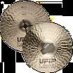 "UFIP Symphonic 17"" Cymbals"