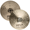 "UFIP Symphonic 15"" Cymbals"