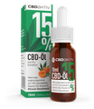 CBDaktiv-Öl 15 mit Pfirsichgeschmack (10ml)