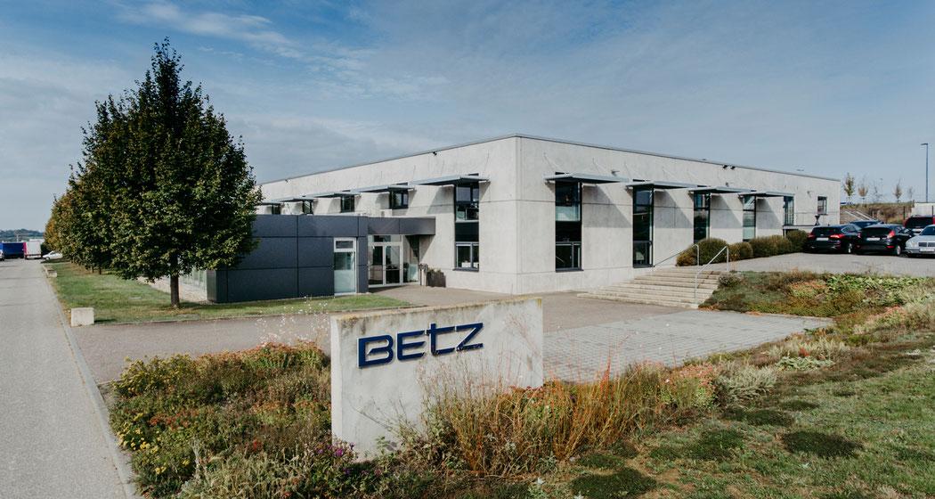 Kurt Betz GmbH Company Automation technology Production technology Onspection technology Crimping technology
