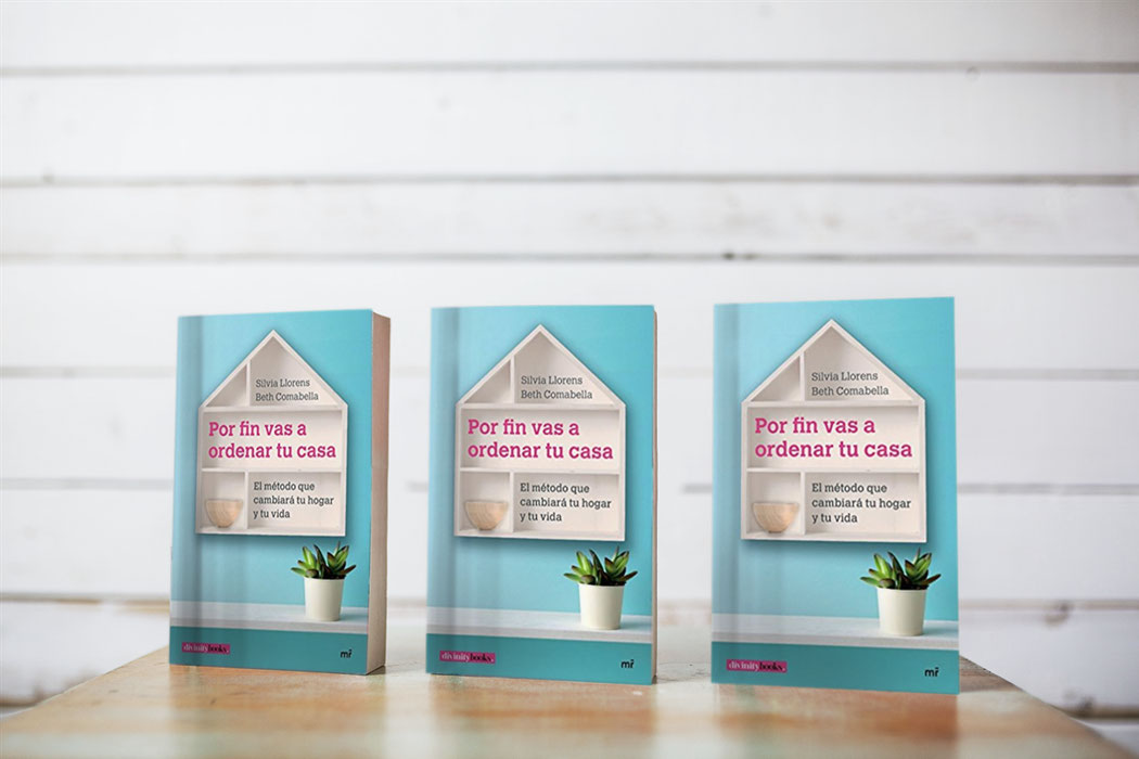Por fin vas a ordenar tu casa - El libro de AorganiZarte que te ayudará a que el desorden y el caos no se apoderen de tu casa