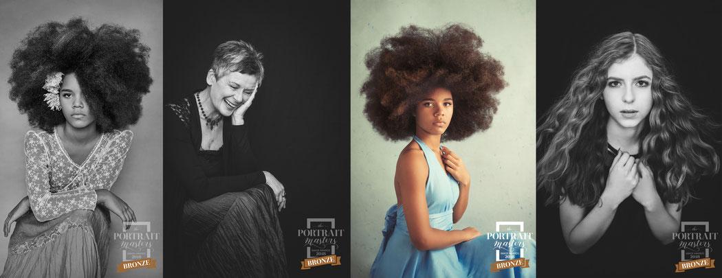Tamara Burk, Gewinnerin der Bronze Awards bei The Portrait Masters