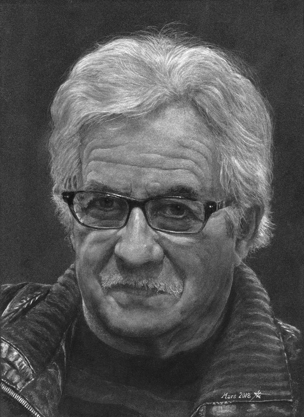 Portrait de Jean-Claude