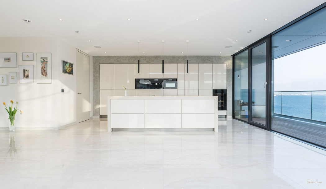 Interieur Fotografie einer Küche
