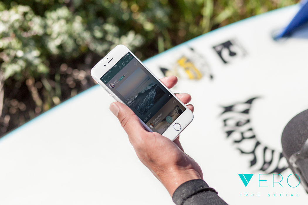 Die neue Hype-App (Foto: PR-Bild, Vero)