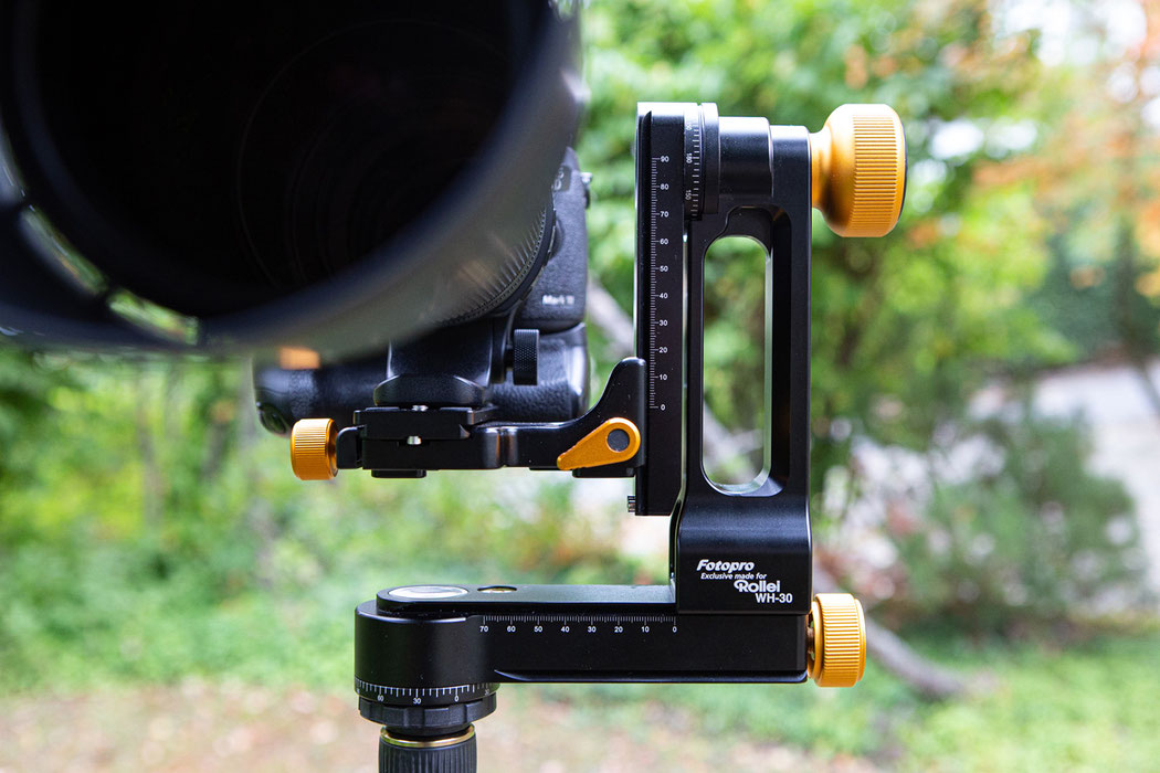Rollei WH-30 Gimbal