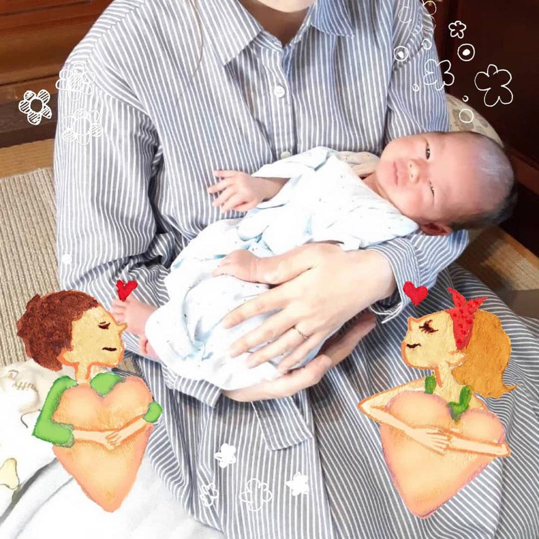 母の家 赤ちゃんのケアサポート