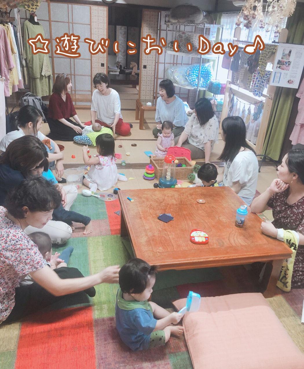 母の家 イベント