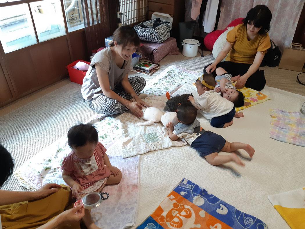 母の家 赤ちゃんサポート