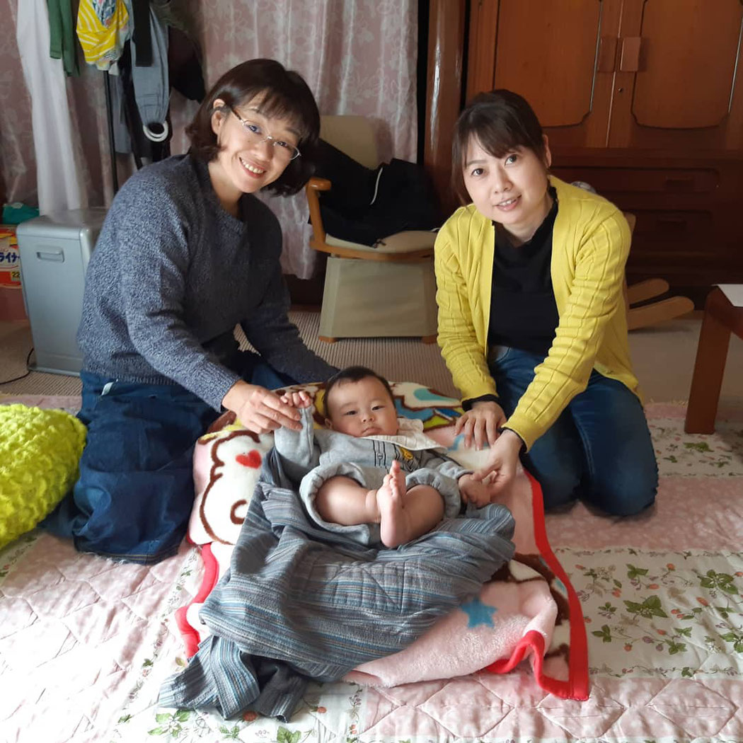 母の家 助産師のまるまる育児講座