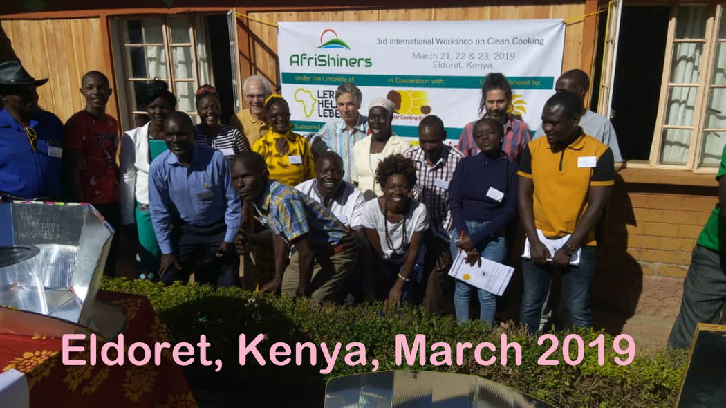 AfriShiners workshop Eldoret Kenya