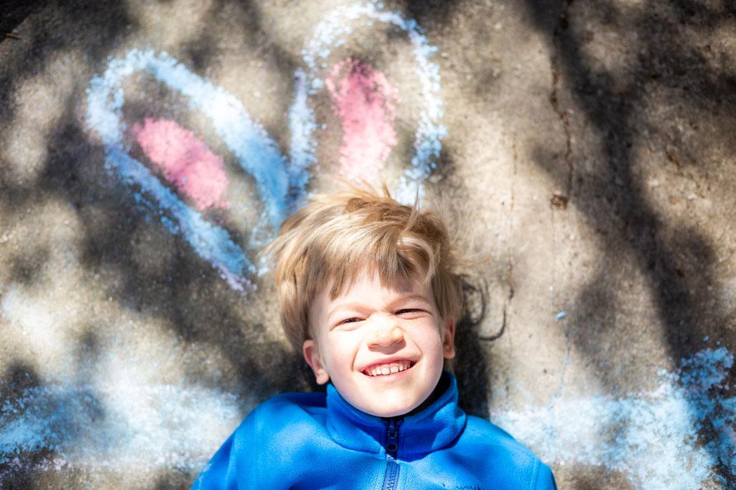 Kinderfotografin Ostern 2019 Havelaue