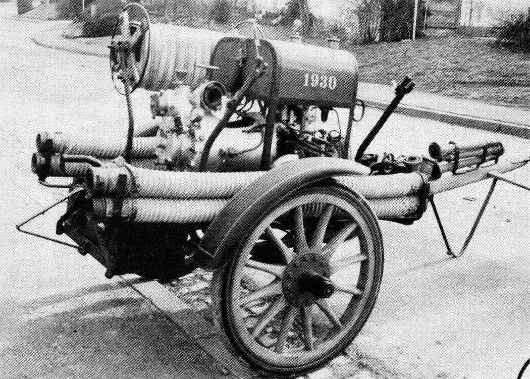 im original Zustand mit der alten Motorpumpe