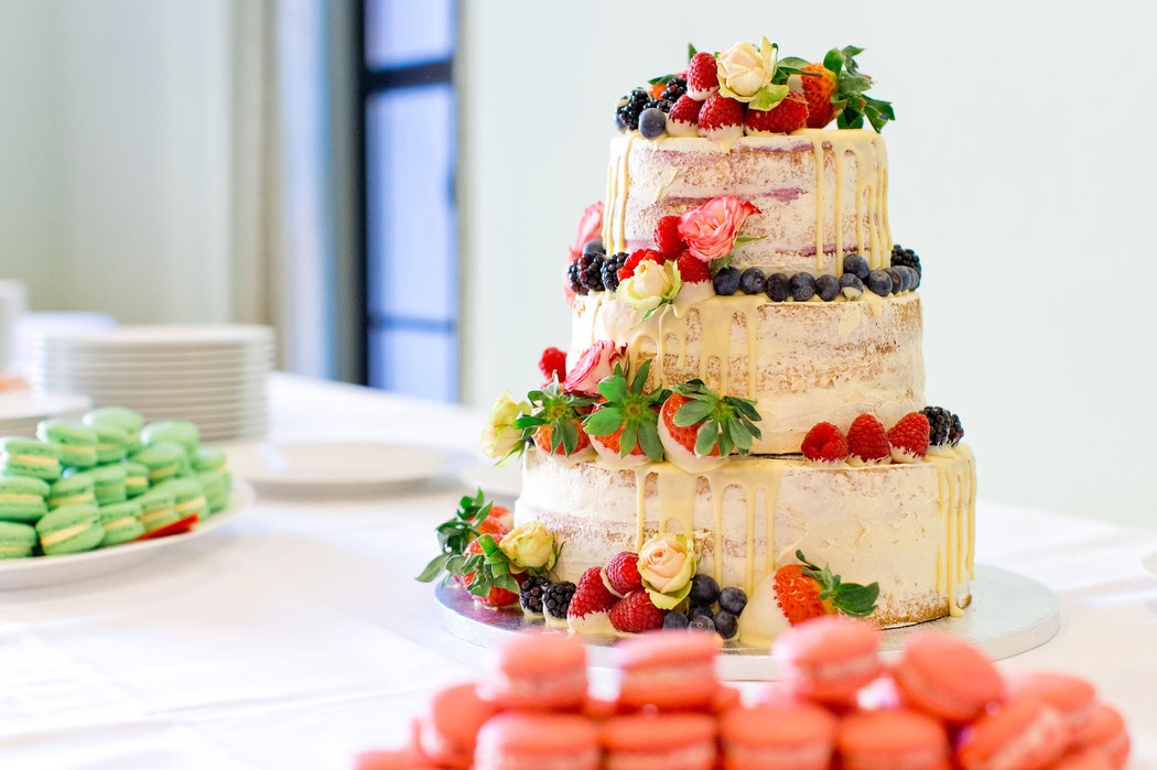 Hochzeitstorte Tortenfantasy Zschopau