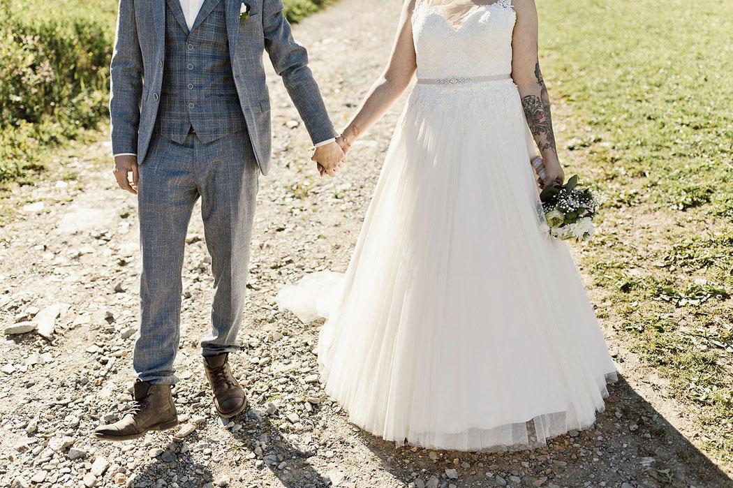 Hochzeit auf dem fichtelberg in Oberwiesenthal - eine Hochzeitsreportage von hochzeitsfotograf ben pfeifer aus dem erzgebirge