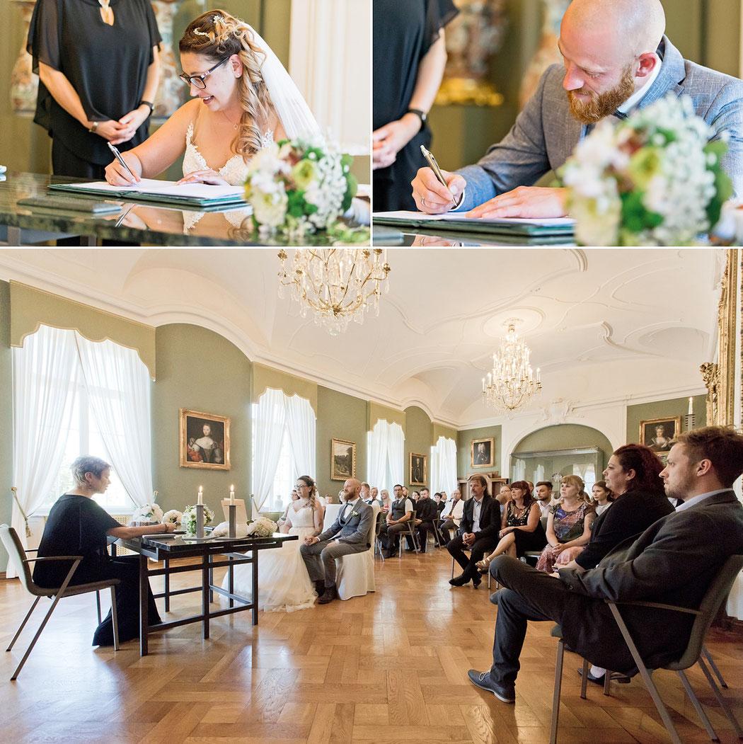 Hochzeit heiraten hochzeitslocation Sachsen chemnitz schloss