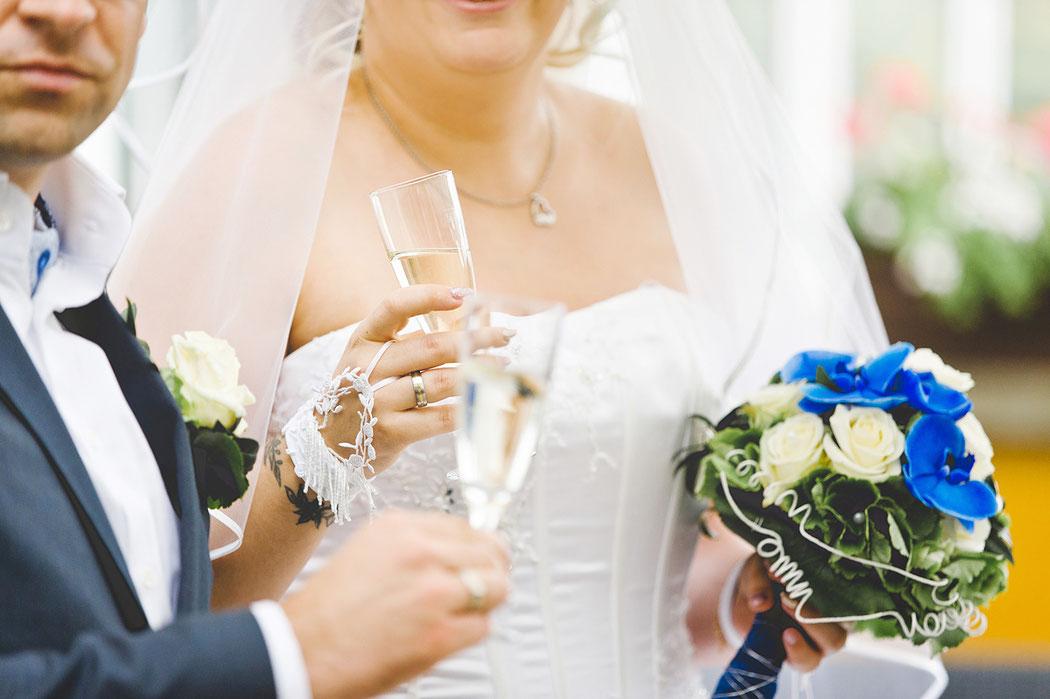 Hochzeitsfeier Panoramahotel Oberwiesenthal am Fichtelberg im Erzgebirge