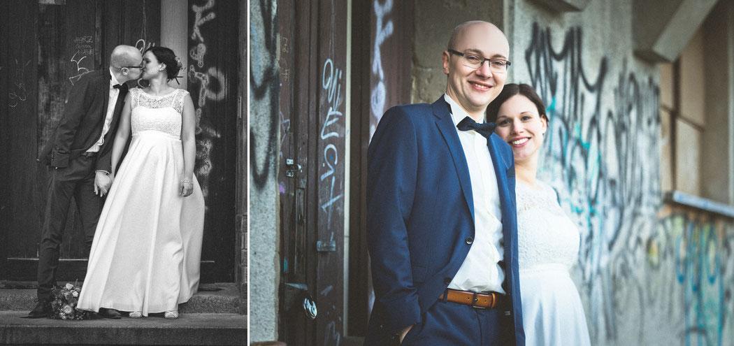 moderne Hochzeitsfotografie chemnitz