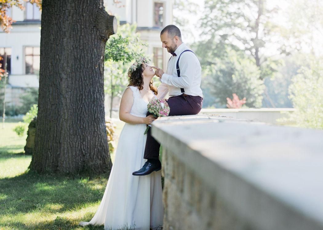 Villa Gückelsberg Hochzeitsfotograf Hochzeit Heiraten