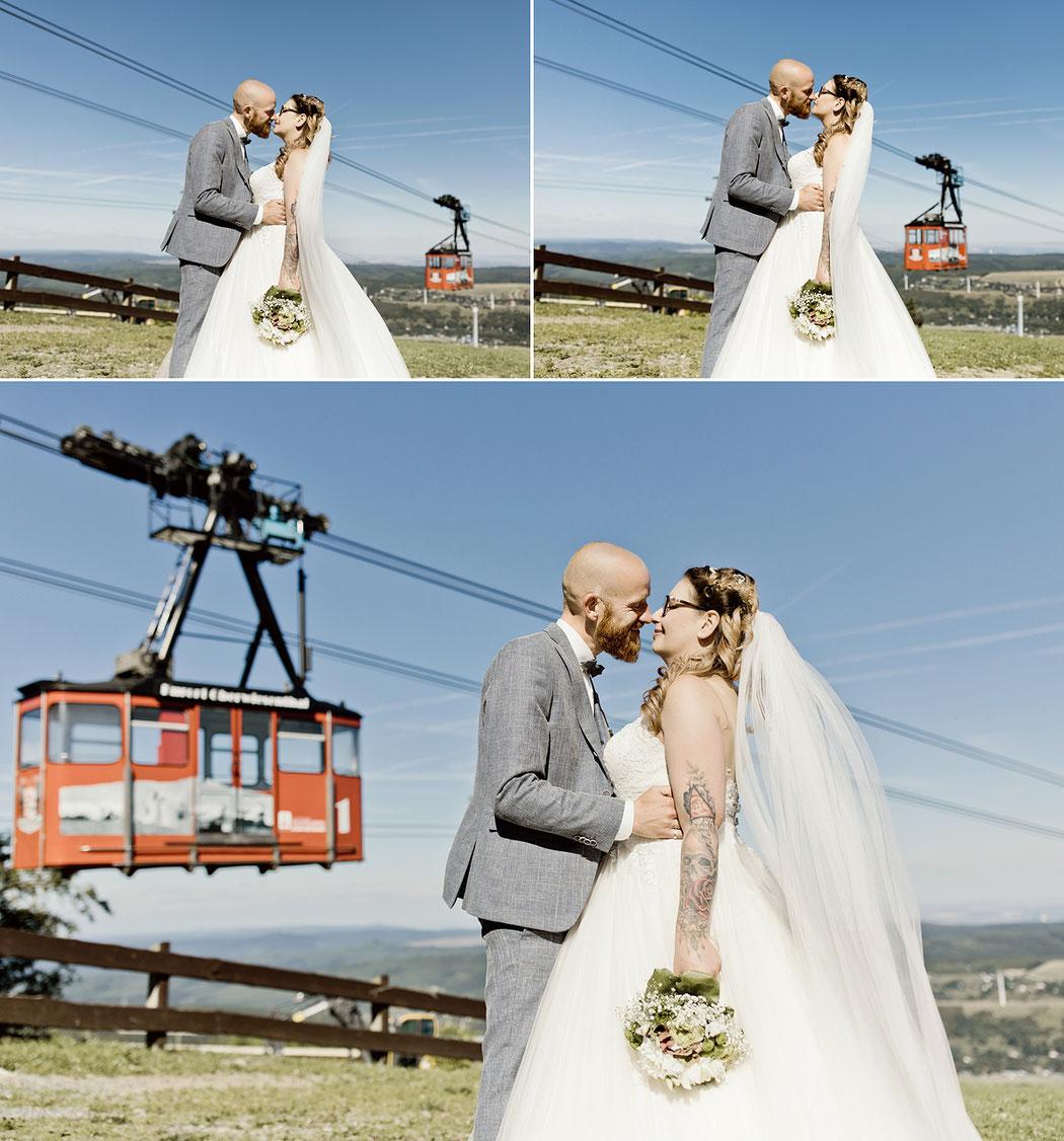 Hochzeit in Oberwiesenthal - fichtelbergbahn Oberwiesenthal fotos - fotograf in Oberwiesenthal - hochzeitsfotograf oberwiesenthal