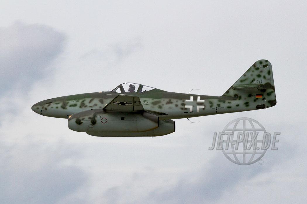 D-IMTT Messerschmitt Stiftung Me 262A-2a 2012.06.15 ETNG/GKE Geilenkirchen