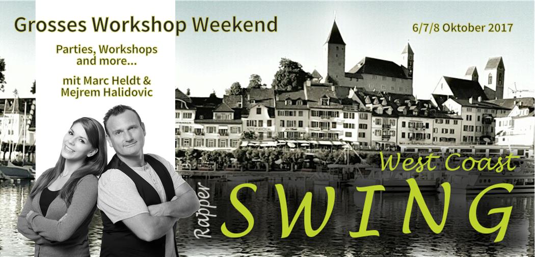 """Unvergesslich unser erstes Workshops Weekend mit den grossartigen Teachern """"Marc & Mejrem"""""""