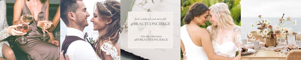Braut Concierge Instagram Feed. Freude vermehrt sich wenn man sie teilt. @brautconcierge  Teile deine Momente #bybrautconcierge