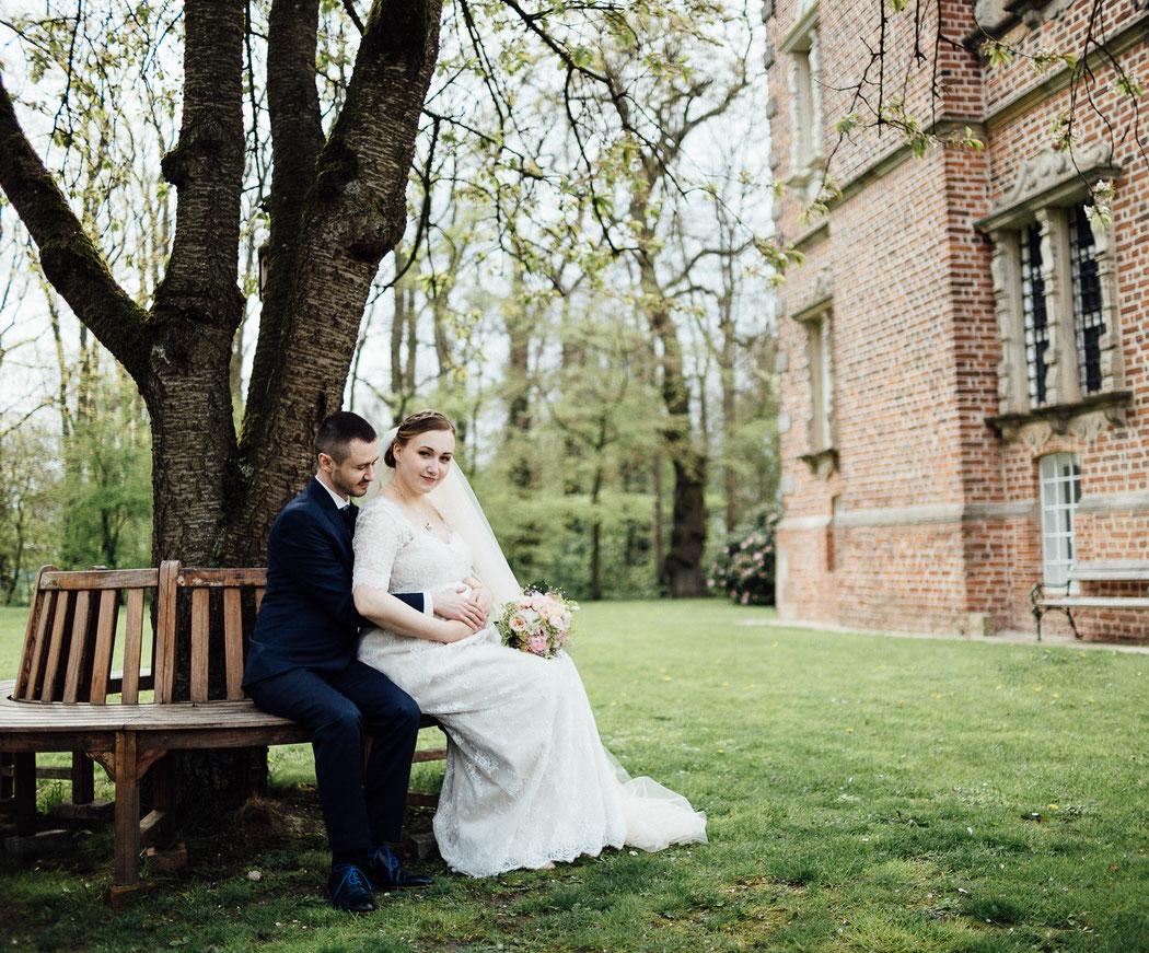 Hochzeit Mit Babybauch Im Erbhof Thedinghausen Sabine Lange Fotografie