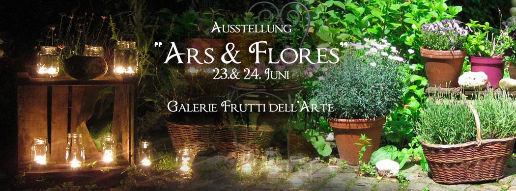 Bild aus der Galerie Frutti dell'Arte zur Nacht der offenen Gärten 2018 in Aachen und dem Tag der offenen Gartentür 2018 in Aachen