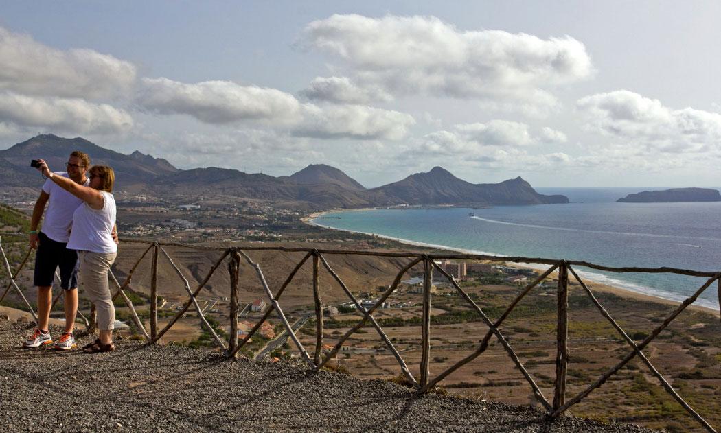 Porto Santo sala nuo Gėlių kyšulio