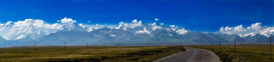 Tajikistan, the Karakorum Highway
