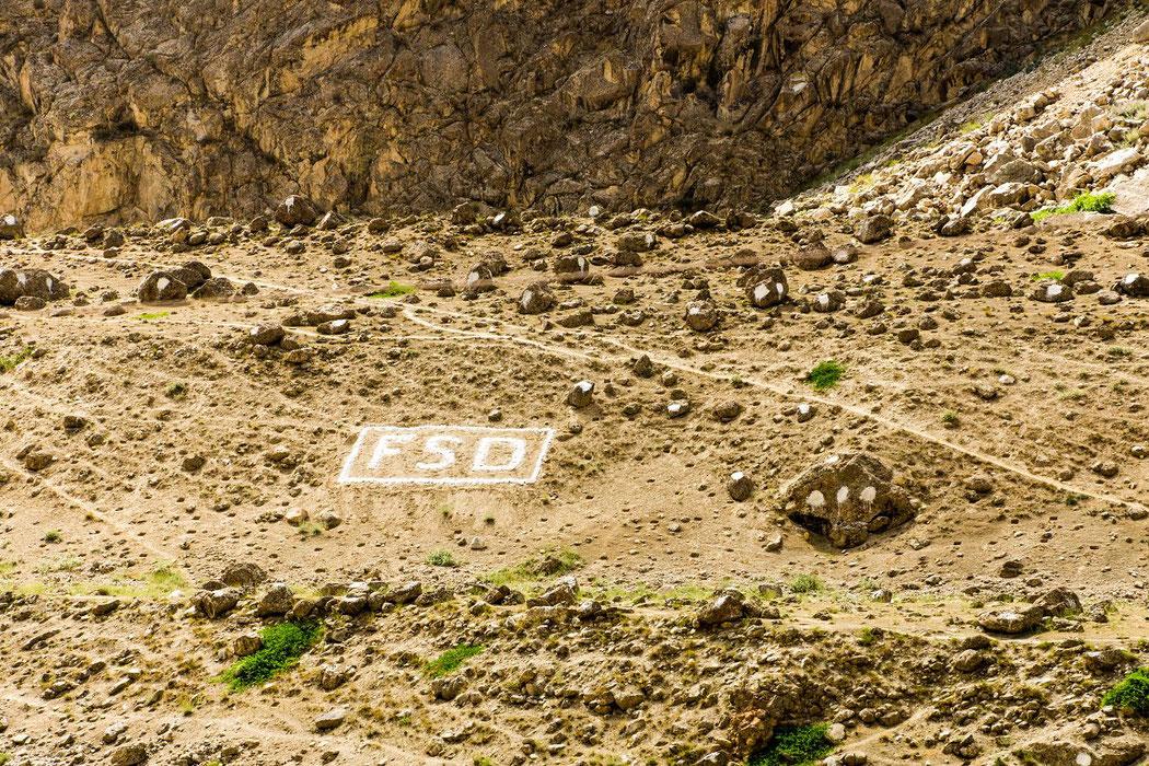 Demining Operations in Darwaz, North Eastern Afghanistan