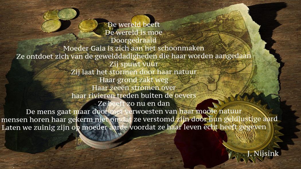 Gedicht over de wereld