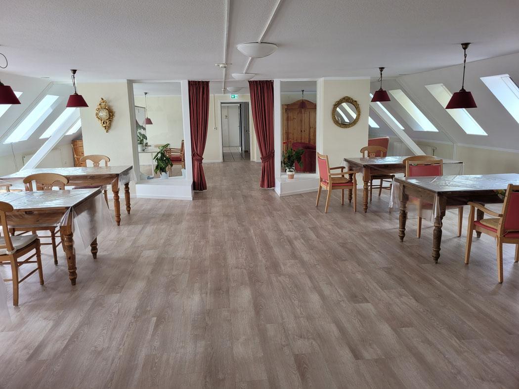 Hauseigene Küche im Seniorenhof Voss - Seniorenhof Voss ...