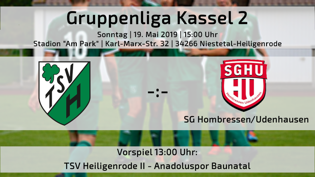 TSV Heiligenrode SG Hombressen/Udenhausen