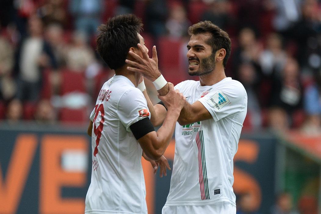 FC Augsburg - TSG Hoffenheim 1:3
